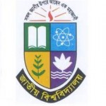 National University Honours 4th  Year  Result 2013